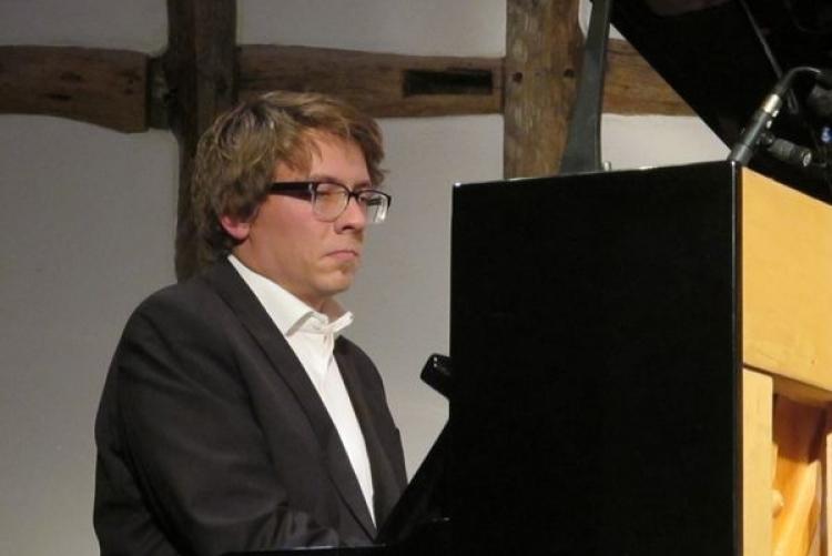 Adrian Rinck (Klavier) - 2013